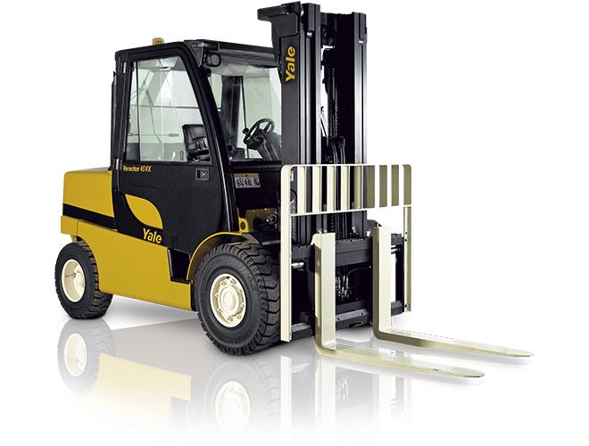 Treibgas- oder Dieselgabelstapler 4000-5500kg
