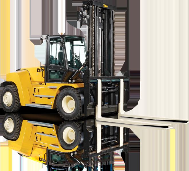 Dieselstapler: Schwerlastgabelstapler